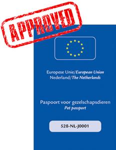 Europees Dierenpaspoort 2015