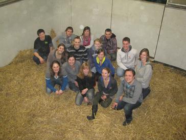 Virbac ondersteunt de Veulenbrigade 2012