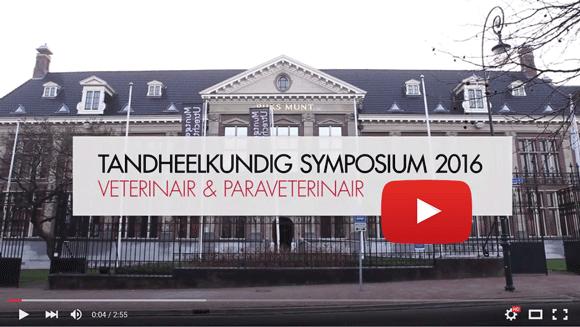 Virbac tandheelkundig Symposium 2016