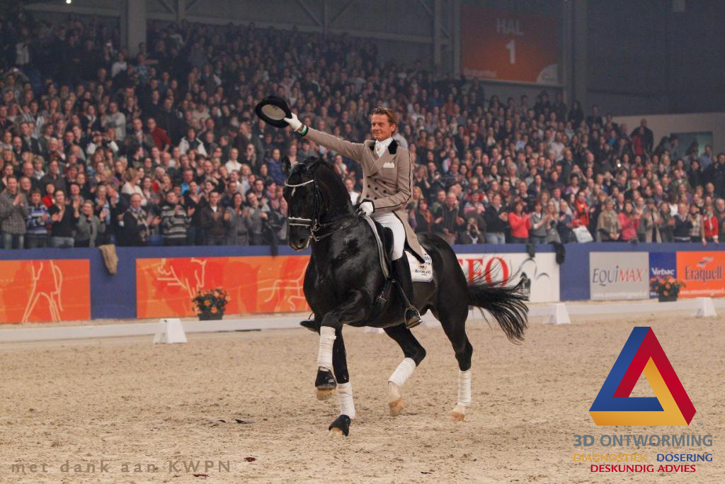 Edward Gal, 3D Ontworming Paard