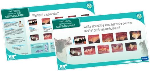 Virbac Posters Dental Wachtkamer