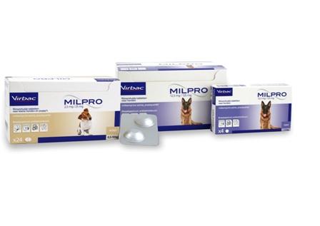 Milpro tabletten