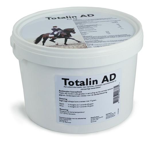 Totalin AD 2,5 kg emmer