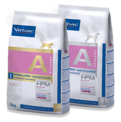 Veterinary HPM Hypoallergy Kat & Hond