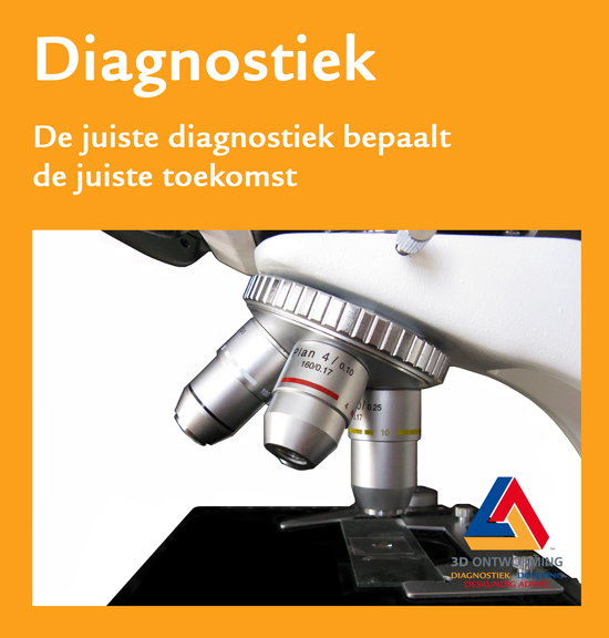 3D Ontworming Paard - Diagnostiek
